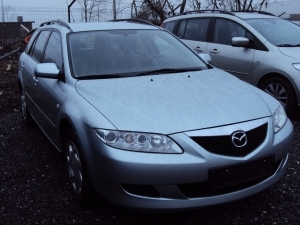 Occasion - Mazda 6 break TSI CDVI