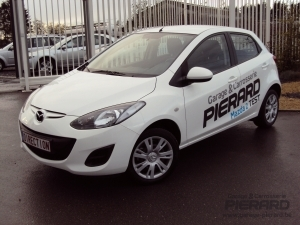 Direction - Mazda 2 Active 5 portes