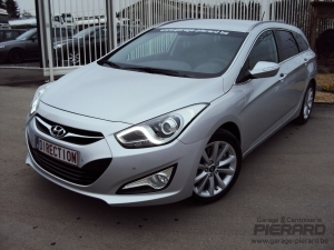 Direction - Hyundai i40 First Edition