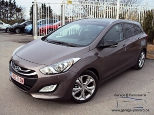 Direction - Hyundai I30 Wagon Go + Pack