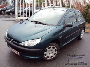 Occasion - Peugeot 206 Enfant terrible