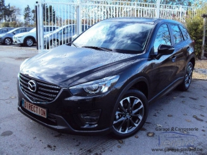 Direction - Mazda CX5 Prestige