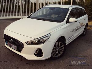 Direction - Hyundai I30 Wagon Twist TP
