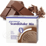 Scandishake Mix Chocolade