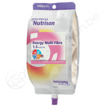 Nutrison Energy Multi fibre 1000 ml