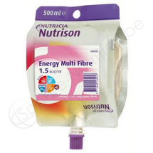 Nutrison Energy Multi fibre 500 ml
