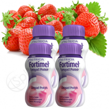 Fortimel Compact Protein Aardbei