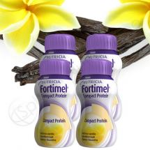 Fortimel Compact Protein Vanille