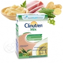 Clinutren Mix Ham met doperwten