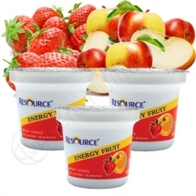 Resource Energy Fruit Pomme - Fraise