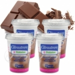 Clinutren G Diabetes Chocolat