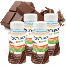 Resource 2.0 Fibre Chocolade